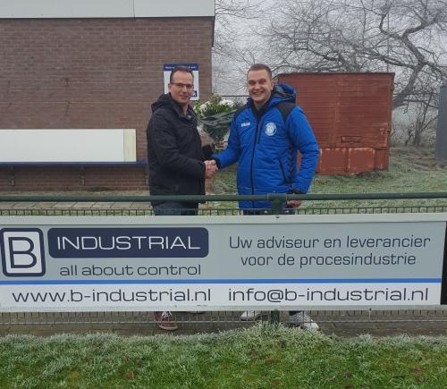 B Industrial sponsor NvB