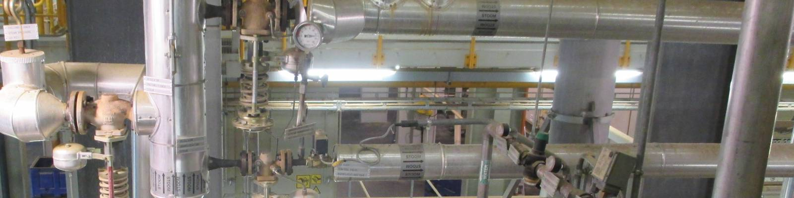 B Industrial, reliefs pressure